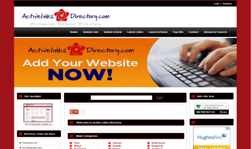 ActiveLinksDirectory.com