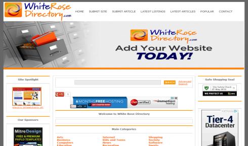 WhiteRoseDirectory.com