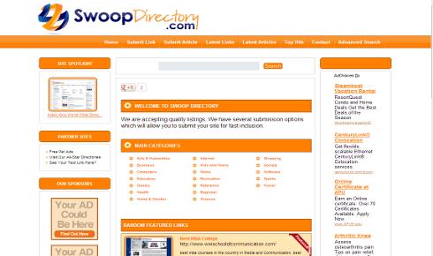 SwoopDirectory.com